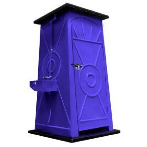 purple loo